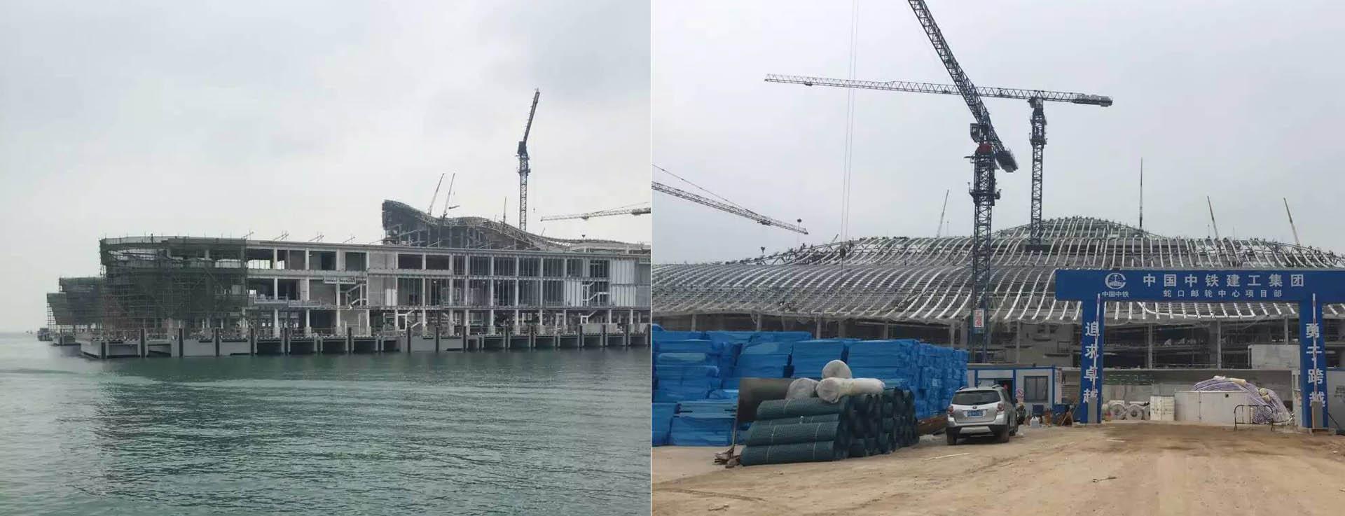 该项目由深圳招商局蛇口工业区有限公司与全球最大的邮轮公司之一